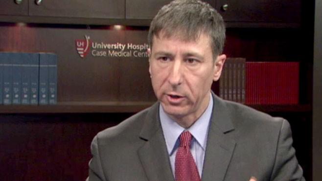 VIDEO: University Hospitals Case Medical Centers Dr. Michael DeGeorgia explains.