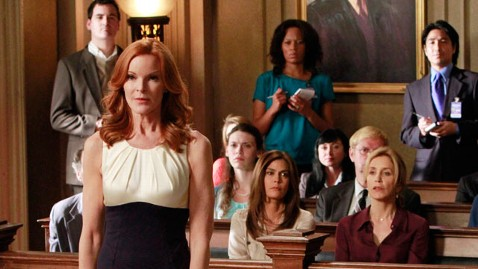 abc desperate kb 120514 wblog Desperate Housewives Finale: A Wedding, a Birth, a Death and the Future