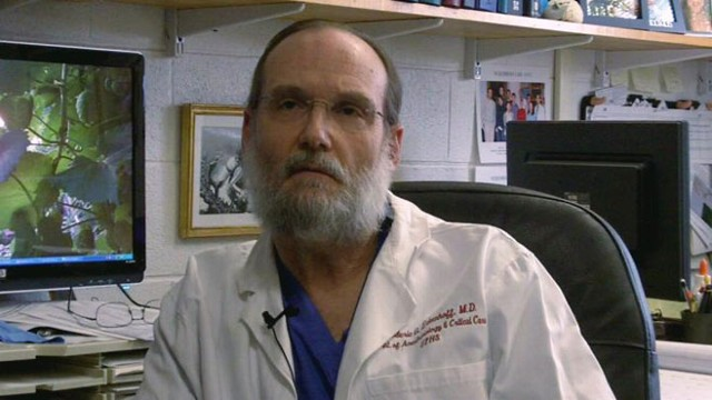 VIDEO: Dr. Roderic Eckenhoff discusses Links between general anesthetic and ADHD.