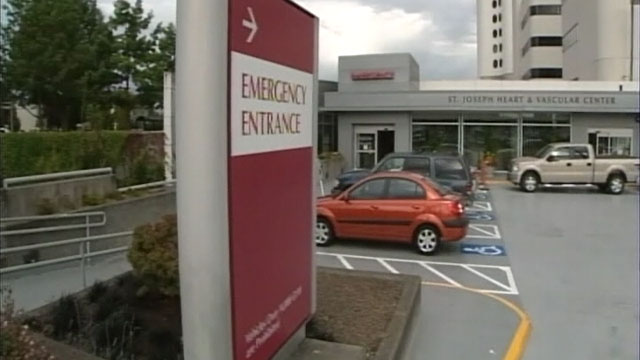 PHOTO: doctors sue Over New ER Rules