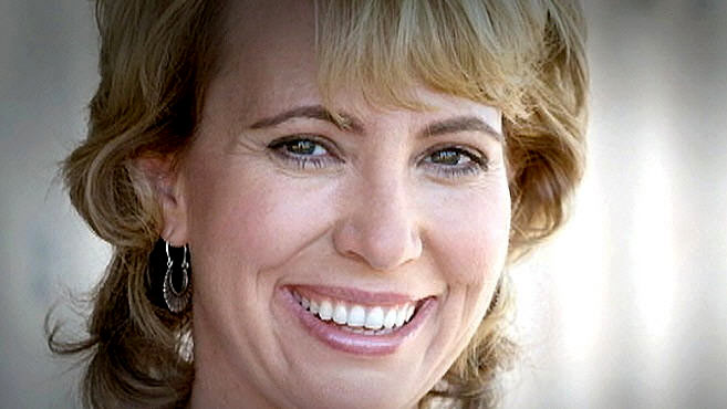 PHOTO: Congresswoman Gabrielle Gifford.