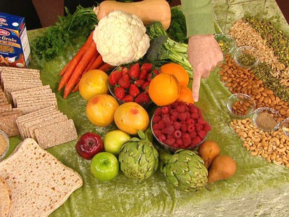 VIDEO: Dr. Bob Greene offers five tips to easily add fiber to your daily diet.