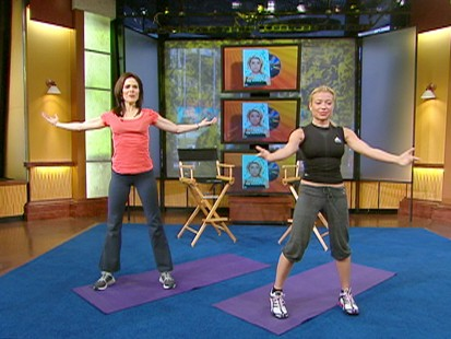 VIDEO: Celebrity trainer Tracy Anderson shares her method for fantastic figures.
