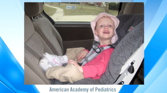 VIDEO: New Car Seat Recommendations