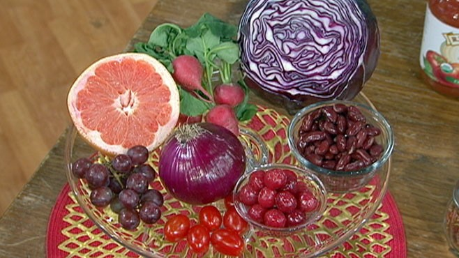 VIDEO: Why red foods should be incorporated into your diet.