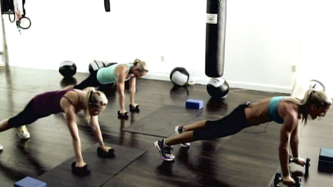 VIDEO: The Stoked Method: A High Intensity Workout