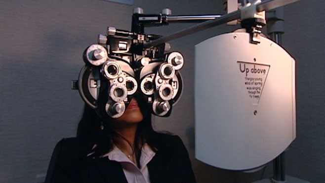 VIDEO: Tips to improve your eyesight.