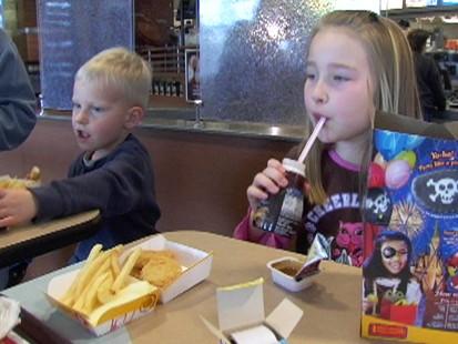 VIDEO: Healthiest fast foods