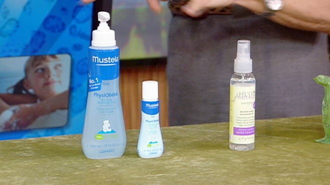 VIDEO: Buying the best products to keep the holiday cold and sniffles at bay.