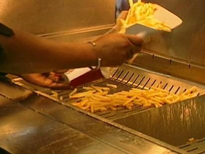 VIDEO: Junk food detox