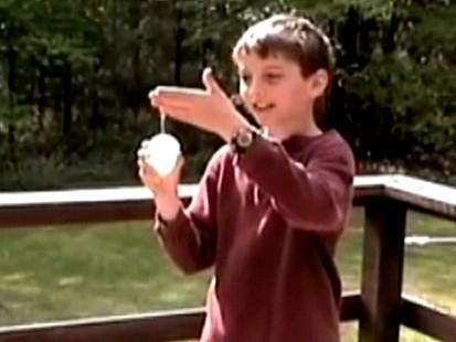 VIDEO: Boy Suddenly Develops Obsessive Compulsive Disorder