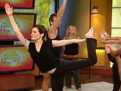 VIDEO: Hot Bikram Yoga
