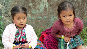 Photo: Severe Stunting: Twelve Years Old Going on Five: Malnourishment Threatens Growth, Mental Development of Guatemalan Children
