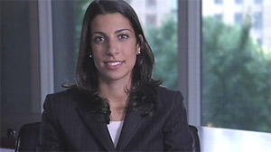 PHOTO Seen here in a Citi promotional video, 27 year-old Jessica Fashano commited suicide on Saturday by jumping off the roof of a Manhattan building.