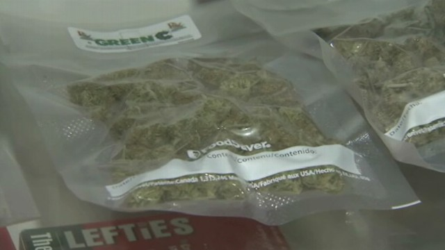 VIDEO: Senior citizens are hospitalized after unknowingly eating pot-laced brownies.