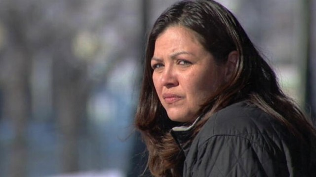 VIDEO: PBS airs story of battered woman on a North Dakota Indian reservation.