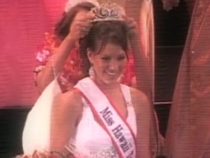 Video: Beauty queen helps others from the grave.