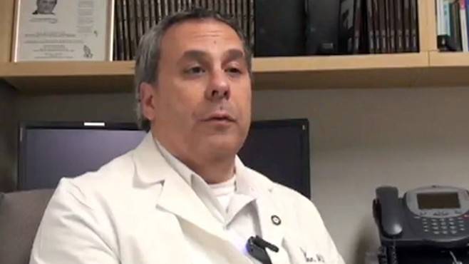 VIDEO: University of Pennsylvanias Dr. Frank Leone gives tips for success.