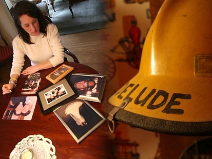 Linda DeLude of Minneapolis, Minn. recalls her husband Barry DeLude, who died as result of complications from the flu in January 2007.