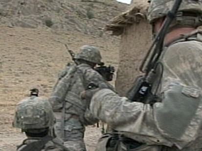 VIDEO: PTSD in veterans on the rise