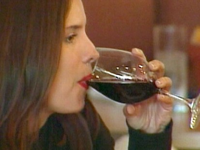 VIDEO: Study finds people who drink wine in moderation have better cognitive function.
