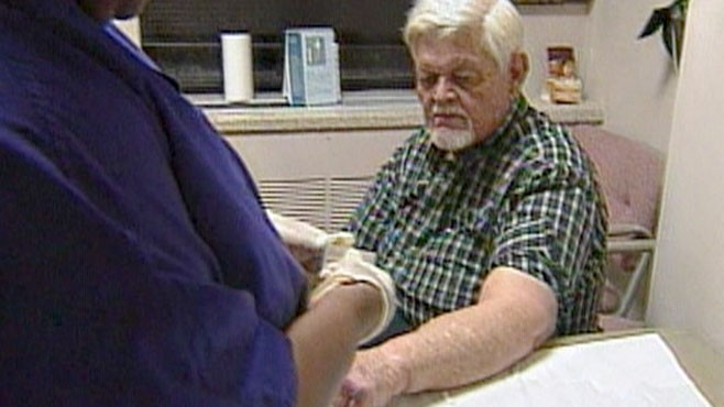 VIDEO: Study finds regular PSA level testing may not beneficial to men with low levels.