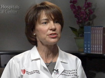 VIDEO: UH Case Medical Centers Dr. Donna Plecha says mammograms save lives.