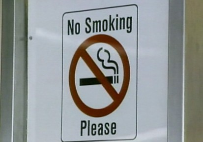 VIDEO: Secondhand smoke fears lead to bans that have reduced cigarette smoking.