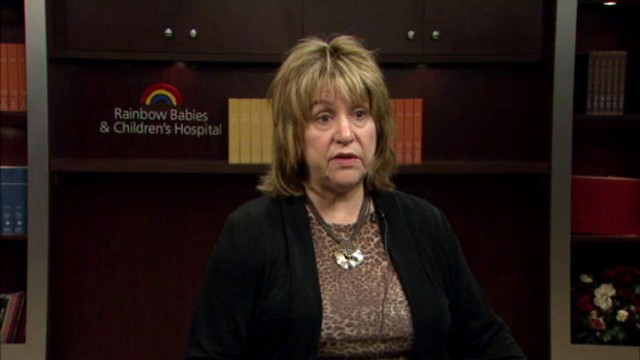 VIDEO: UH Rainbow Babies and Childrens Hospitals Dr. Carol Rosen comments.