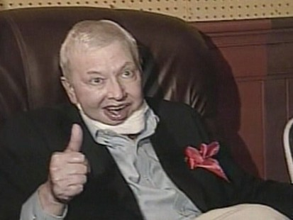 VIDEO: Roger Ebert talks about life after cancer surgery.