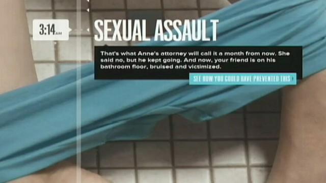 VIDEO: Critics claim online ad campaign from Liquor Control Board blames the victim.