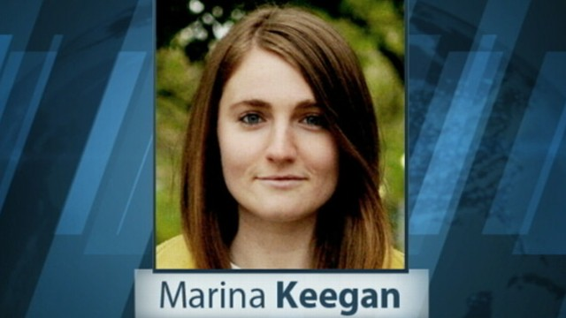 VIDEO: Recent grad and promising writer Marina Keegan, 22, died in a car crash.