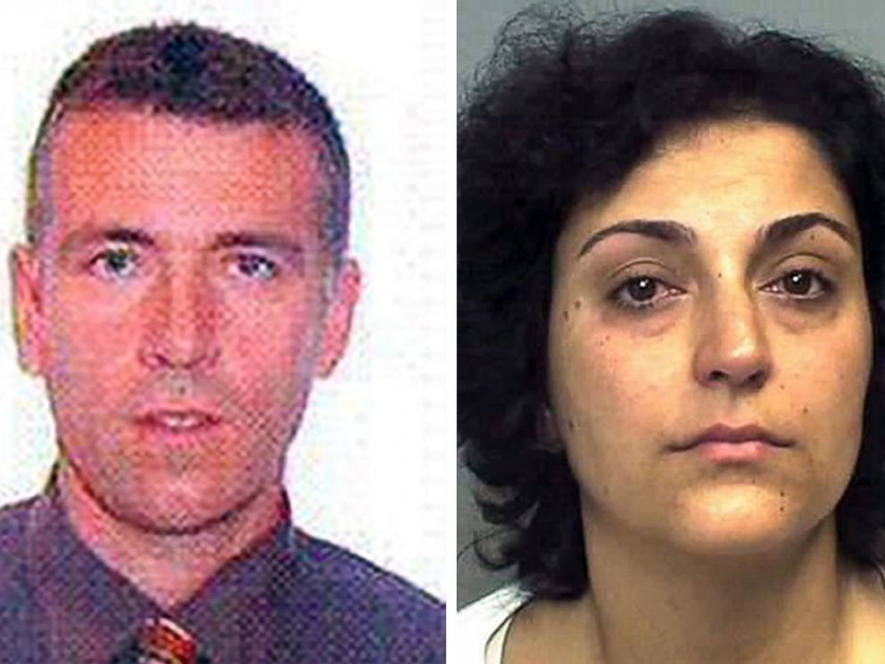 PHOTO: Undated handout photos issued by police on Sept. 1, 2014, show Brett King and Naghemeh King, the parents of Ashya King, who took the five-year-old brain cancer patient out of hospital without doctors consent.