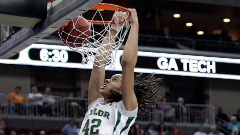 ap britney griner dunk jt 120325 wblog Why Cant Women Dunk?