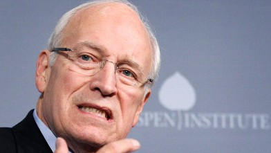 PHOTO: Former Vice President Dick Cheney is writing a book about his ongoing heart troubles.