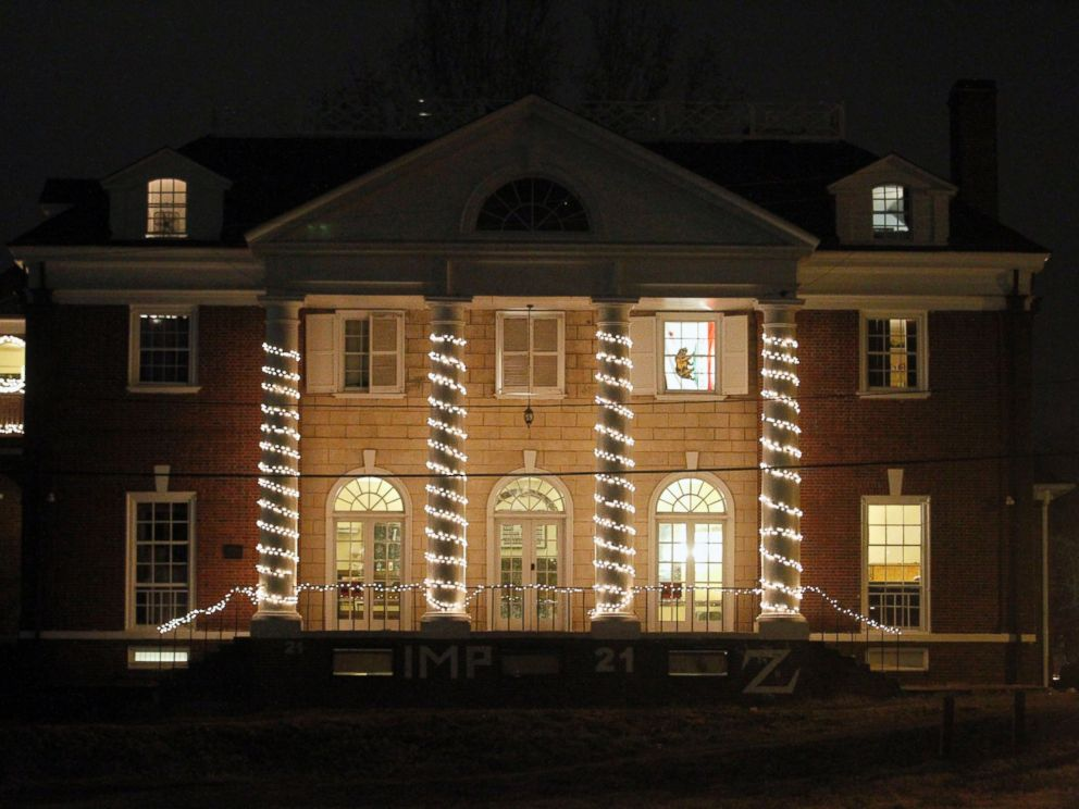 PHOTO: This Dec. 5, 2014 photo shows the Phi Kappa Psi fraternity house at the University of Virginia in Charlottesville, Va.