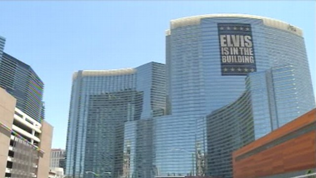 VIDEO: 18,000 guests at Aria Resort and Casino may have been exposed through hot water.
