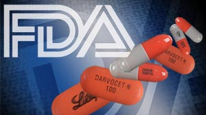 Photo: FDA Slaps Strong Warning on Darvon, Darvocet: FDA Warns of Fatal Overdose Risk with Propoxyphene, but Leaves Narcotic on Pharmacy Shelves