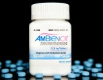 PHOTO: Pills of Sanofi-Aventis SAs insomnia medicine Ambien are arranged for a photo at New London Pharmacy in New York.
