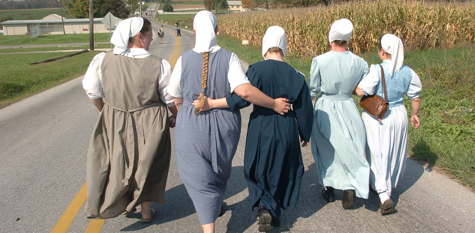 the amish life Living among them helped us shape our life in a way guided by faith, not by general societal expectations for us, a fascinating part of the amish journey was seeing how the people of this faith.