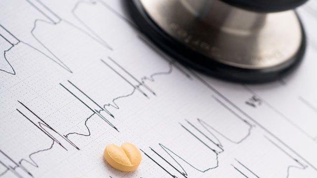 PHOTO: New research suggests that beta-blocker pills dont prevent heart attacks, strokes or death in patients with heart disease.