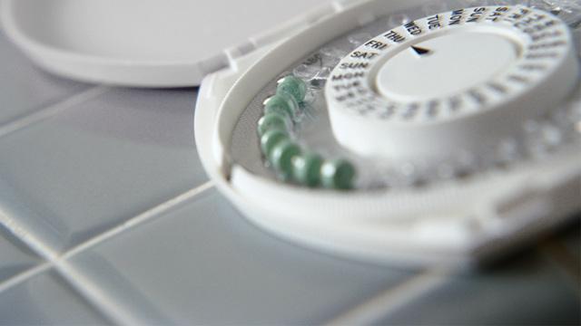 PHOTO: Birth control pills