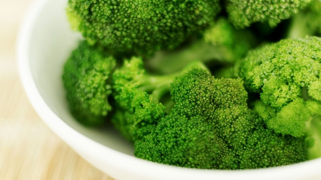 PHOTO: A new study suggests spicing up the name of veggies, like broccoli to Power Punch Broccoli, will get kids to eat them more.