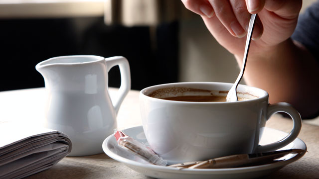 PHOTO: Researchers found long-term coffee consumption may be associated with a reduced risk for endometrial cancer.