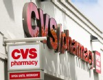 PHOTO: CVS Caremark Corp. signage is seen on the facade of a store in San Francisco, Calif., Aug. 3, 2011.