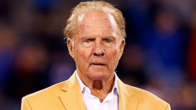 PHOTO: The family of former NFL player Frank Gifford announced today that he had signs of the neuro-degenerative disorder CTE.