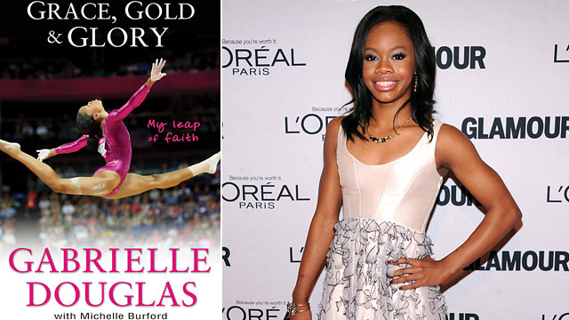PHOTO: In her new book, Olympic gymnast Gabby Douglas tells how perseverance got her to the top.
