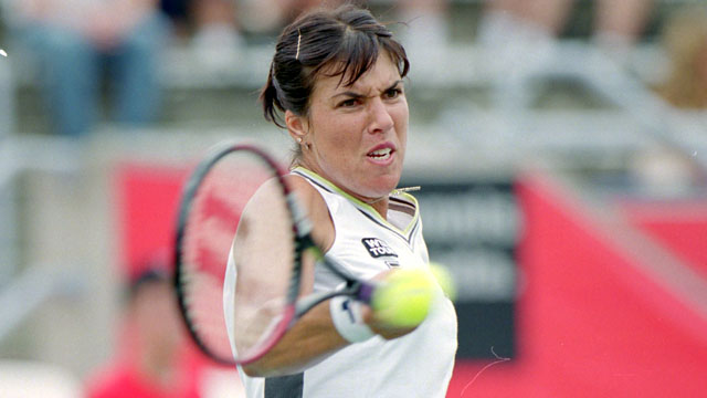 PHOTO: jennifer Capriati is shown in this 2010 file photo.
