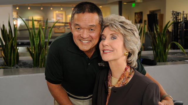 PHOTO: Joni and Ken Tada have been married for 31 years.