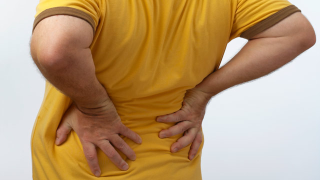 PHOTO: Obesity and Other Possible Causes for Back Pain